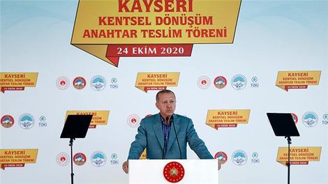 """""""Ülkemizi, afetlere dayanıksız yapıların tamamından kurtaracağız"""""""
