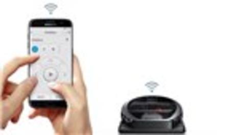 Samsung Powerbot Robot Süpürge nasıl çalışıyor?