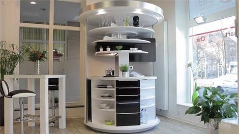 Mutfaklarda alanı genişletecek dekorasyon önerileri!