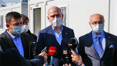 """""""Türkiye'nin aldığı aksiyonu dünyanın en gelişmiş ülkelerinin alabilme kabiliyeti söz konusu değildir."""""""