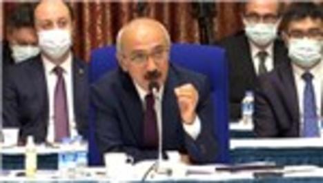 Bakan Elvan faizsiz ev ve konut edindirme kampanyaları ile ilgili açıklama yaptı