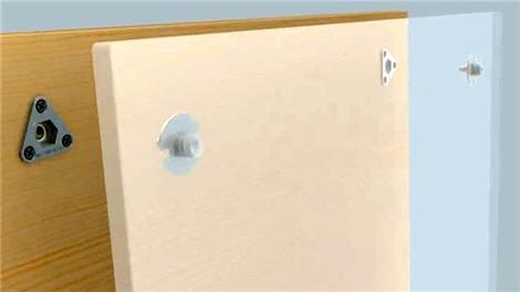 Ağır panel montajları için pratik çözüm