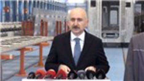 """""""26 Aralık'ta Kuzey Marmara otoyolumuzun son kesimini milletimize kazandırmış olacağız"""""""