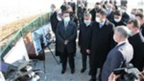 Bakan Kurum, Balıkesir'de incelemelerde bulundu