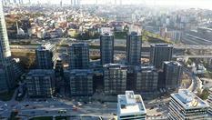 Avangart İstanbul projesi havadan görüntülendi