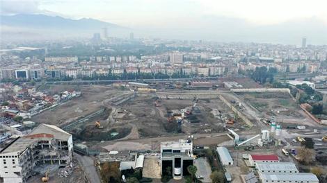 İzmir Allsancak projesinden görüntüler