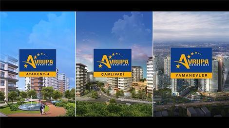 Avrupa Konutları'ndan büyük ''Yeni Yıl'' kampanyası!