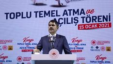 """""""Konya'yı sadece Türkiye'nin değil, dünyanın en güzel şehirlerinden birisi yapacağız"""""""