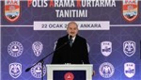 """Bakan Soylu: """"Ülkemizin afet bölgesi olduğunu unutmamalıyız"""""""