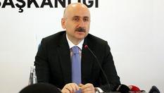"""Bakan Karaismailoğlu: """"Dünyada eşi benzeri olmayan otoyollar yapıyoruz"""""""