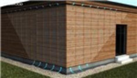 Doğal havalandırmalı ahşap paneller!