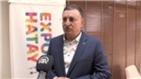 """Hatay Büyükşehir Belediye Başkanı Lütfü Savaş: """"EXPO'ya daha profesyonel başlayacağız"""""""