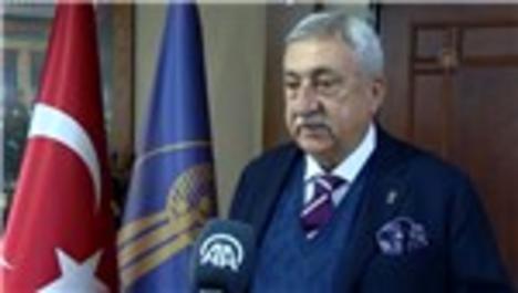"""TESK Başkanı Palandöken, """"kademeli normalleşme"""" sürecinden esnafın beklentilerini anlattı"""