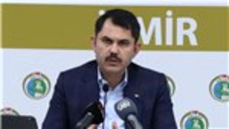 """""""Türkiye'ye örnek olacak bir dönüşümü de güzel İzmir'imizde yapıyor olacağız"""""""