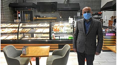 DHMİ havalimanlarındaki işletmelere kira indirimi esnafı mutlu etti