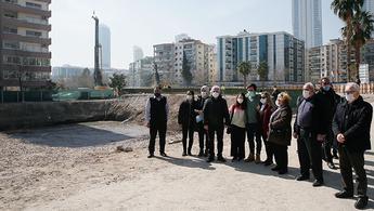 Rıza Bey Apartmanı sakinleri yeşil alan değil, yeni bina istiyorlar