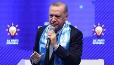 Cumhurbaşkanı Erdoğan: ''Onlara rağmen Kanal İstanbul'u yapacağız''