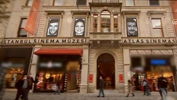 Restorasyonu tamamlanan tarihi Atlas Sineması kapılarını açıyor