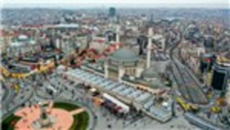 Taksim Camisi'nin Ramazan ayında açılması planlanıyor