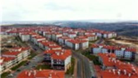 TOKİ, Gaziantep'de inşa ettiği konutlardan 20 bin 813'ünü hak sahiplerine teslim etti