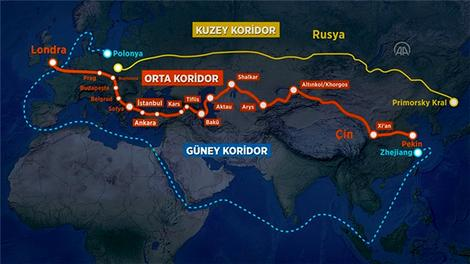 İstanbul, dünya ticaretinin odak şehri haline gelecek
