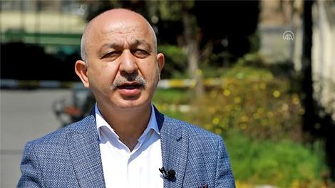 """Prof. Dr. Hüseyin Toros: """"Hava kirliliği bir yılda yüzde 10 azaldı"""""""