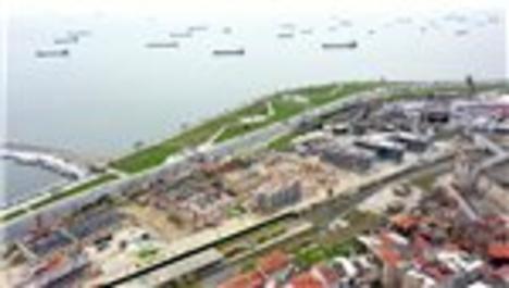 Cer İstanbul şantiyesini havadan izleyin!