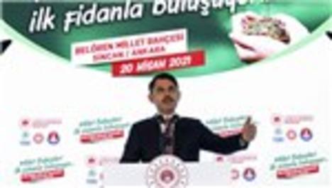 """Bakan Kurum: """"TOKİ başkanlığımız Kasaplar Çarşısı'nı yenileyecek"""""""