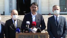 """Bakan Kurum: """"Amacımız Zonguldak için yapılması gereken her güzel işi yapmaktır"""""""