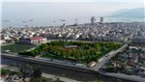 TOKİ, İskenderun'daki eski stadyum alanında millet bahçesi yapacak