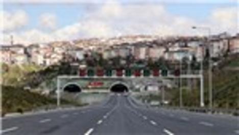 Kuzey Marmara Otoyolu'nun 7'nci kesimi açılış öncesi görüntülendi!