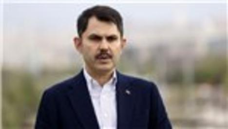 """Bakan Kurum: """"Yaz aylarında Kanal İstanbul projesini başlatacağız"""""""