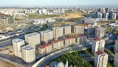 Başakşehir Avrasya Konutları projesinden son görüntüler!