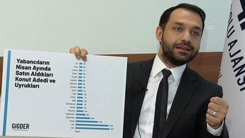 """Akbal: """"Yabancıya konut satışından 2021 sonu itibarıyla 7 milyar dolarlık gelir bekliyoruz"""""""