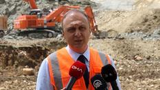 Karayolları 1. Bölge Müdürü Çolak, Kanal İstanbul'un ilk köprüsünün çalışmaları hakkında bilgi verdi