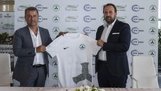 Düşler Vadisi Riva, Giresunspor'a sponsor oldu